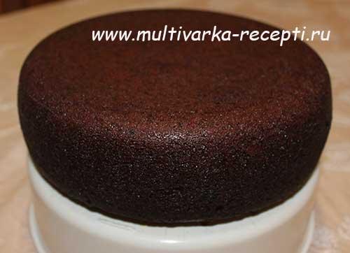 Бисквит на кипятке шоколадный , пошаговый рецепт на 14584 ккал, фото, ингредиенты - ЮсяЮся