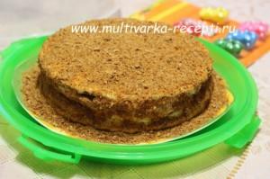 Торт медовик, в духовке или на сковороде