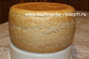 Хлеб с ржаной мукой в мультиварке рецепт с фото