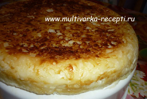 Запеканка рисовая в мультиварке рецепты с фото