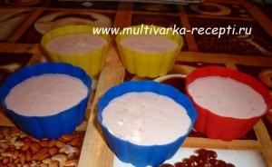 Желе из йогурта