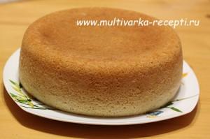 Торт «Санчо-Панчо» в мультиварке