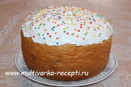 рецепты тортов в мультиварке панасоник 18