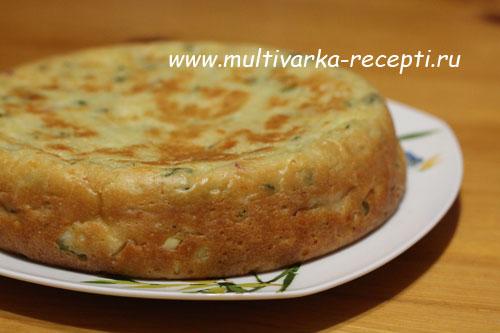 Майонезный пирог в мультиварке рецепты с фото