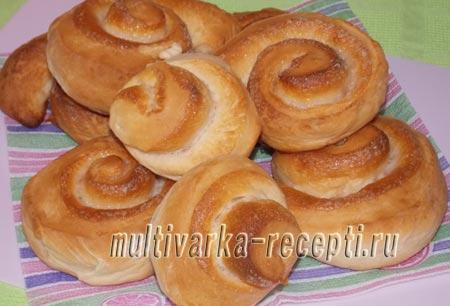bulochki-na-syivorotke-Сладкие булочки на сыворотке