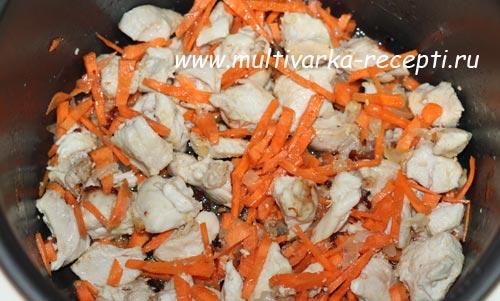 рецепты из баранины в мультиварке панасоник
