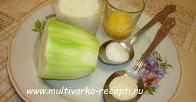 Как сделать детское питание из кабачка