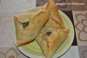 Татарский треугольник – эчпочмак
