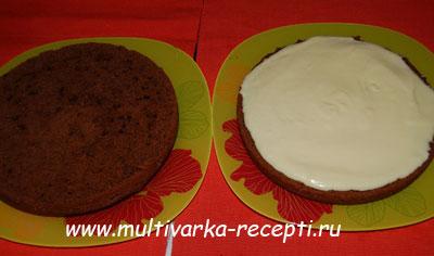 Торт в мультиварке «Прага»