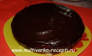 Торт «Прага» в мультиварке