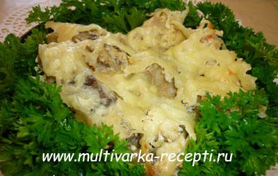 ryiba-pod-mayonezom-v-multivarke