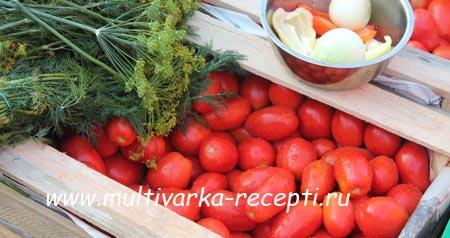 как солить помидоры в кастрюле бабушкин рецепт