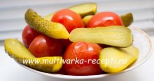 Рецепт засолки помидоров (холодным способом)