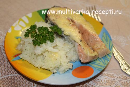 Гарниры к рыбе в мультиварке рецепты