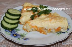 Блюда из цветной капусты в мультиварке