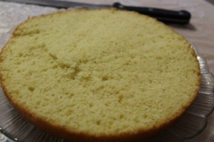 Пирог «Лимонник» в мультиварке