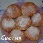 Печенье из творога в мультиварке