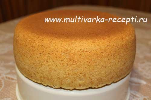 Бисквит в мультиварке на лимонаде рецепты с фото