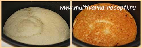 Пирог с капустой дрожжевой в мультиварке рецепты