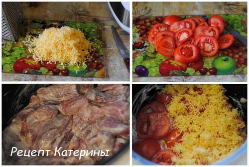 Мясо по-французски из курицы в мультиварке редмонд рецепты с фото