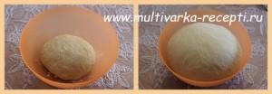 Постные булочки с вареньем в мультиварке
