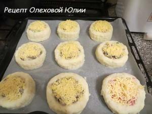 Картофельные лукошки — рецепт для духовки