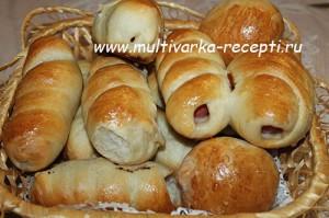 Сосиски в дрожжевом тесте — домашний рецепт приготовления