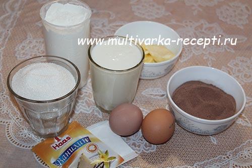 йогурт с какао в мультиварке рецепты