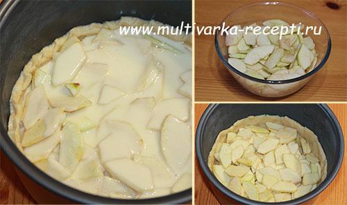 рецепт татарский пирог с творогом