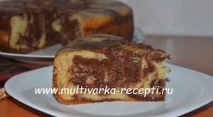 keks-mramornyiy-na-kefire-v-multivarke