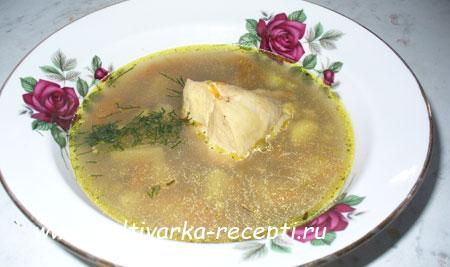 Суп из маша в мультиварке