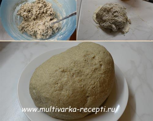Хлеб в мультиварке редмонд рецепты простые