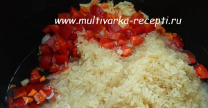 Рис на гарнир в мультиварке поларис рецепт