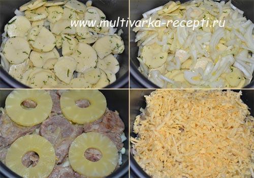 мясо-с-ананасами