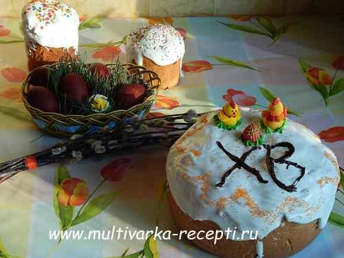 кулич-в-мультиварке-редмонд-4500