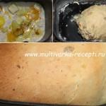 Кулич масляный в хлебопечке