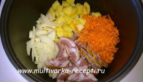 сырный-суп-в-мультиварке