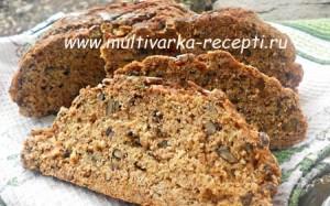 Овсяный хлеб в мультиварке-скороварке
