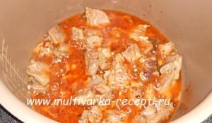 Рецепты с индейкой в скороварке