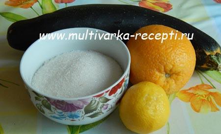 varenye-iz-kabachkov-v-multivarke-1
