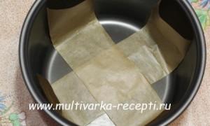 Как вынуть выпечку из мультиварки