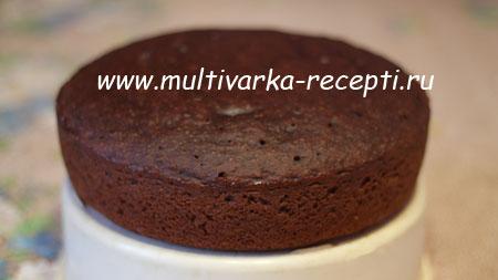 Торт в мультиварке рецепты с какао