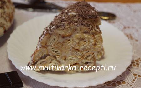 как приготовить суфле из сметаны и крекера
