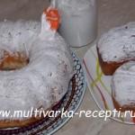Пасхальный кекс или домашний кулич