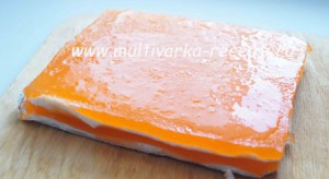 Домашний мармелад с желатином
