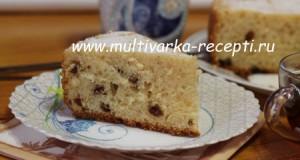 pirog-na-kefire-v-multivarke-пирог на кефире в мультиварке