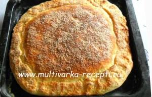 Творожный пирог с бананами рецепт для духовки