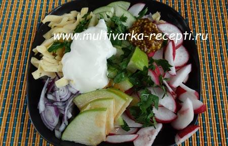 salat-s-yablokom-4