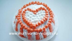 Торт в микроволновке