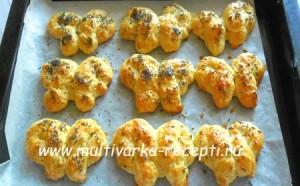 Сырное печенье «Пикантное»